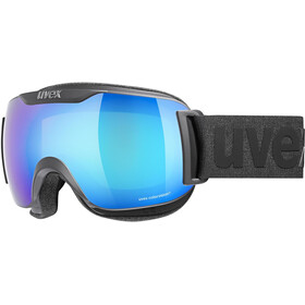 UVEX Downhill 2000 S CV Goggles black mat/mirror blue
